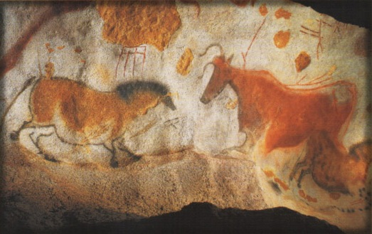 STD F Art Lascaux painting