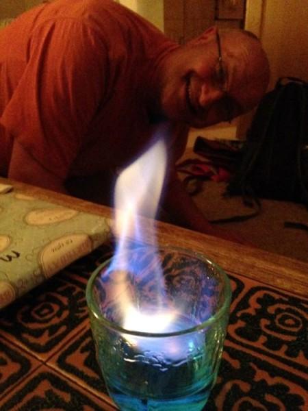 STD15 (not) Fire-water (Jono)