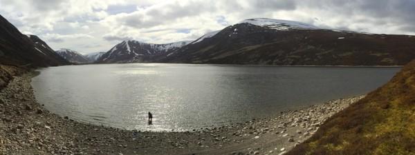 SW15 Loch an t-Seilich (Simons photo)
